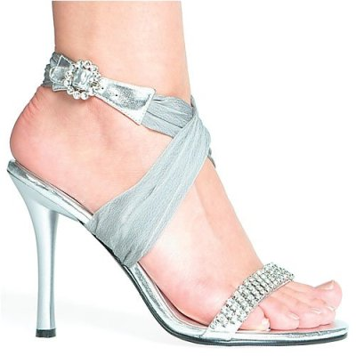 high heel wedding shoes