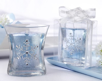 winter wedding favors ideas
