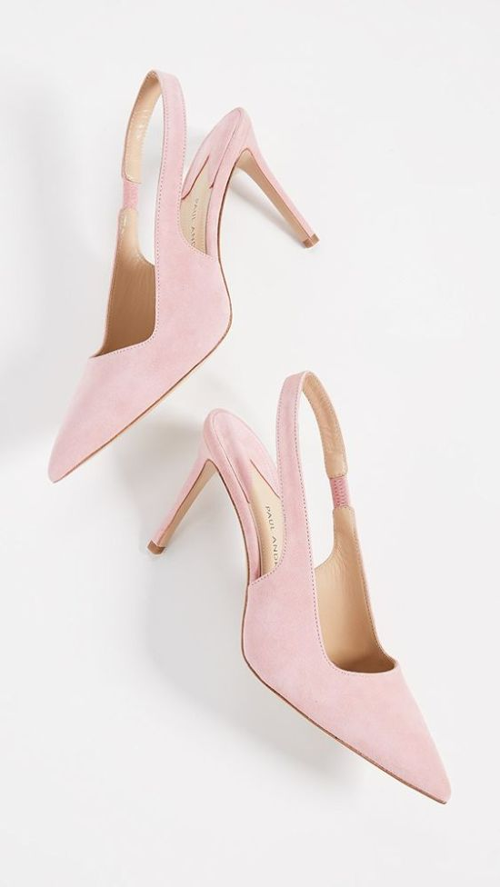 Slingback Wedding Shoes