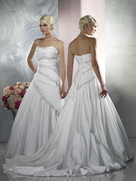 The Right Wedding Dresses