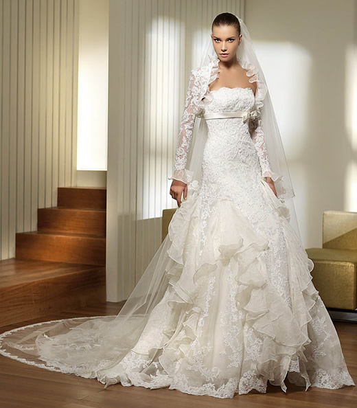 dream wedding dress design