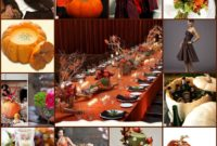 Fall Wedding Themes With Pumpkins