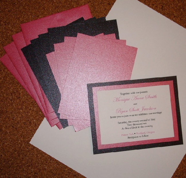 Clairelouises blog Wedding invitation clip art can be added to