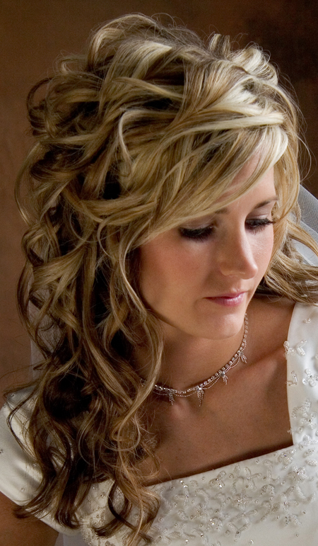 Long Bridal Hairstyles Ideas