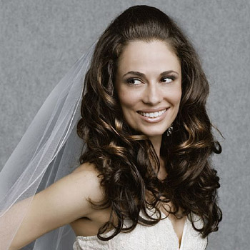 Images Wedding Hairstyles on Ideas On Long Wedding Hairstyles With Veil   Cherrymarry