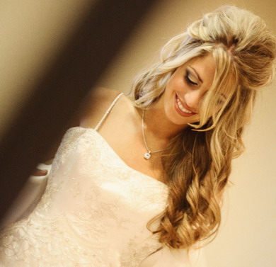 Hair Styles  Wedding on Long Wedding Hairstyle Ideas   Cherrymarry