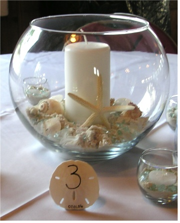 Beach Wedding Centerpieces: Ideas & Inspirations