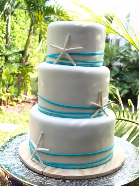 Beach Wedding Cakes Beach Theme Wedding Cakes Beach Themed Wedding