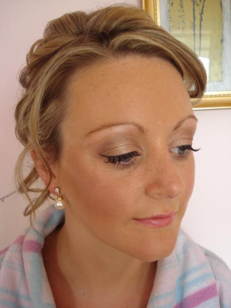 simple wedding makeup lookCherry Marry Cherry Marry