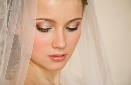 wedding makeup look for eyes