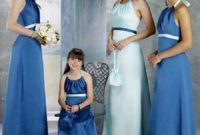 a junior bridesmaid