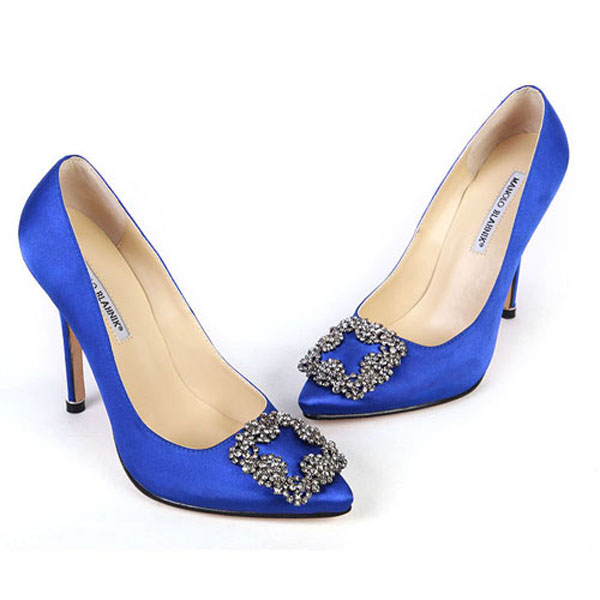 light blue bridesmaid shoes