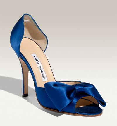 How To Find The Perfect Blue Wedding Shoes