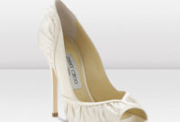 discount ivory bridal shoes