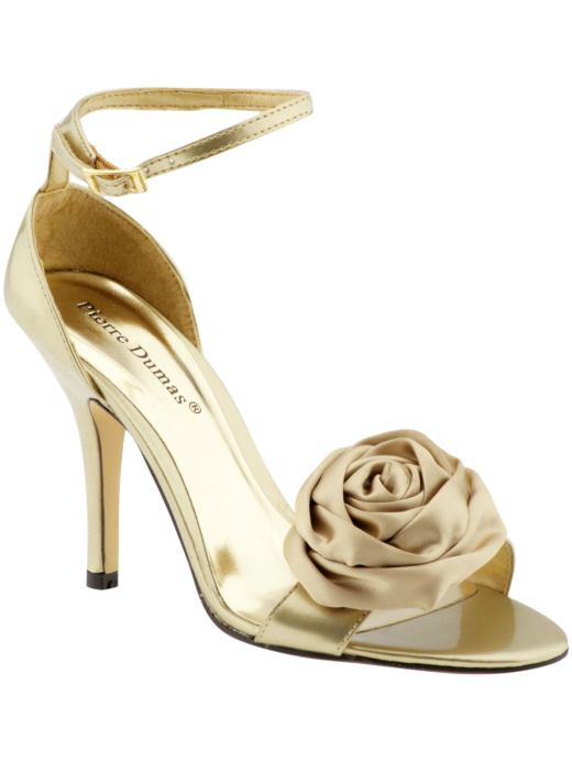 Understanding Gold Wedding Shoes