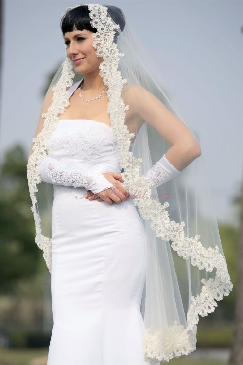 Lace Wedding Veils