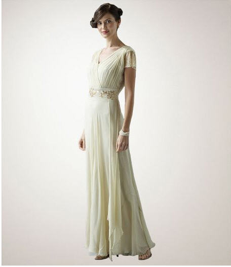 Knowing 1940s Vintage Wedding Dresses