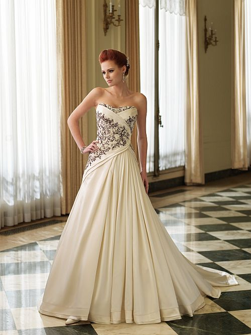ivory wedding dresses 03