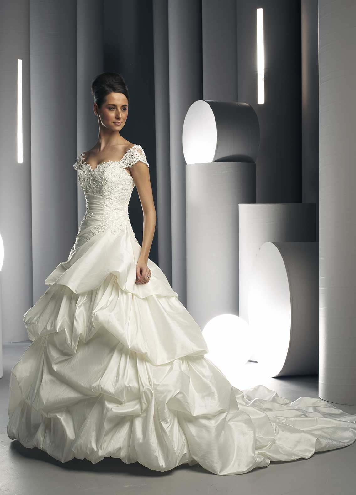 The tradition behind white wedding dresses cherry marry for Dresses that can be used as a wedding dress
