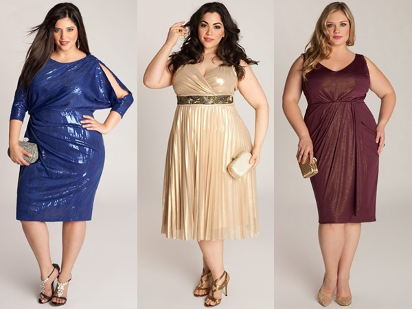 Gorgeous plus size wedding guest dresses cherry marry for Plus size dress for wedding guest