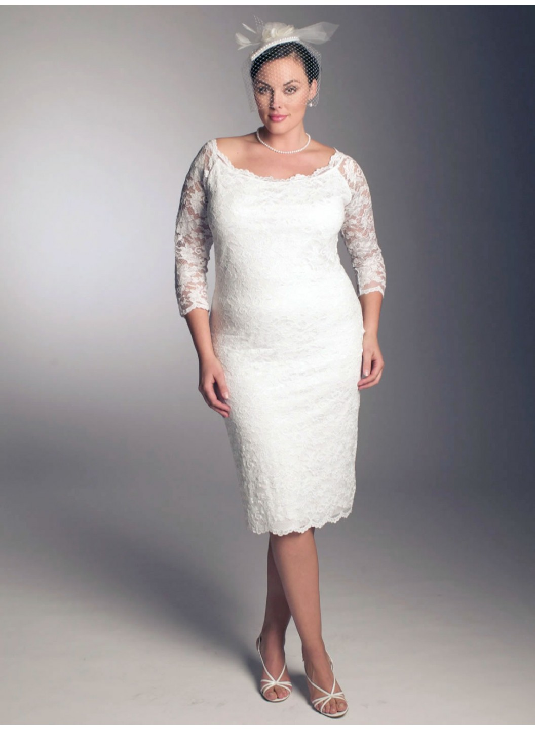 Wedding Dresses Plus Size Lace - Wedding Dresses In Jax