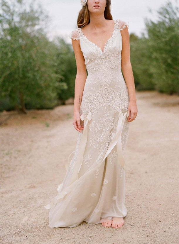 Gorgeous Photos of Rustic Country Wedding Dresses | Cherry Marry