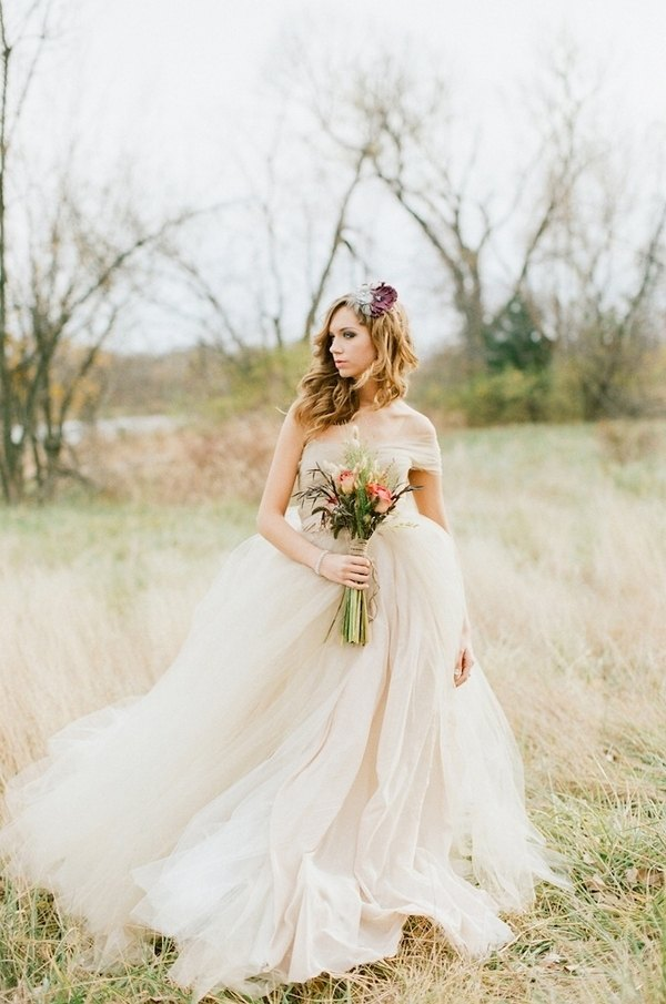 Wedding dresses for a rustic wedding : Sleeveless rustic wedding dresscherry marry cherry