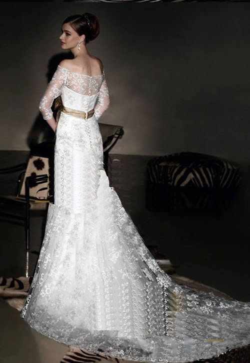 Vintage Wedding Dresses 1930 | Cherry Marry