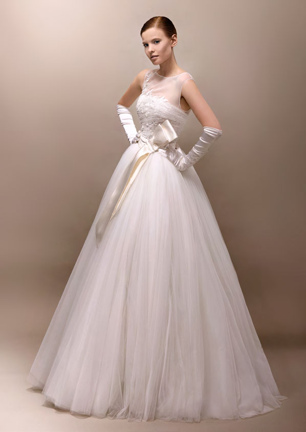 Chic vintage wedding dresses 1960 cherry marry for 1960 style wedding dresses