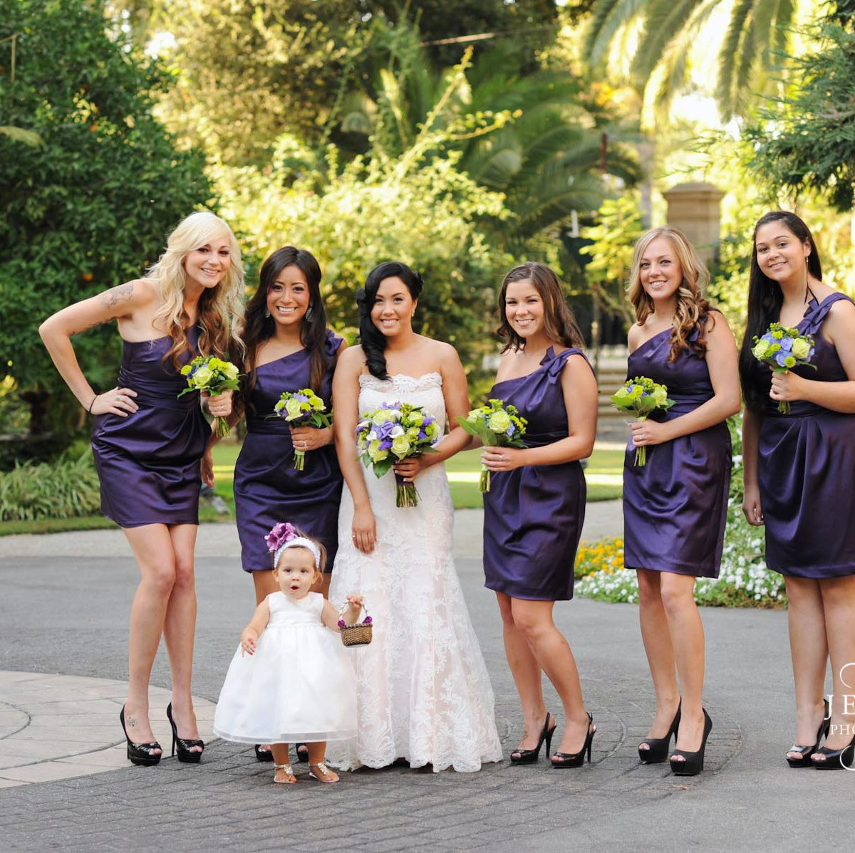 Short purple bridesmaid dressescherry marry cherry marry related ombrellifo Image collections