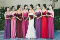 spring bridesmaid dresses with sweetheart neckline