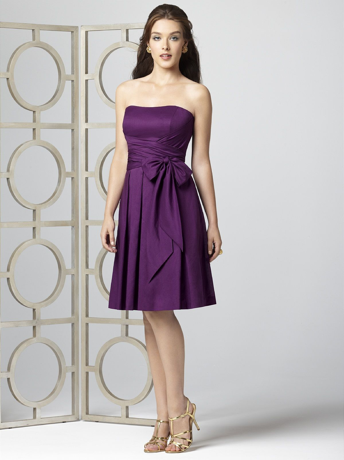 Exotic spring purple bridesmaid dresses cherry marry spring purple strapless bridesmaid dress ombrellifo Image collections