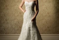 simple lace country wedding dresses
