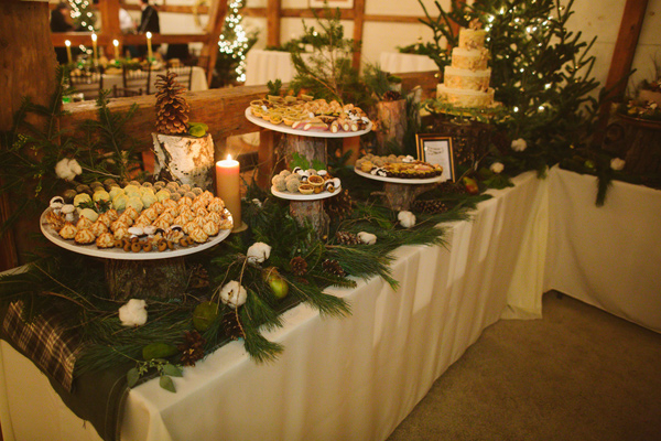 christmas wedding decorations on a budget - Christmas Wedding Decorations Ideas