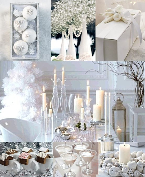 White christmas wedding decorations cherry marry white christmas wedding decorations junglespirit Image collections