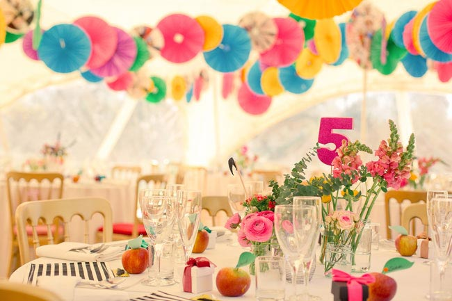 simple summer wedding theme ideas