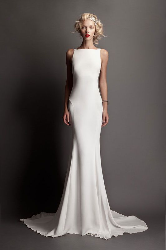 Elegance Of   Wedding Dresses : Simple wedding dresses stylish versatile