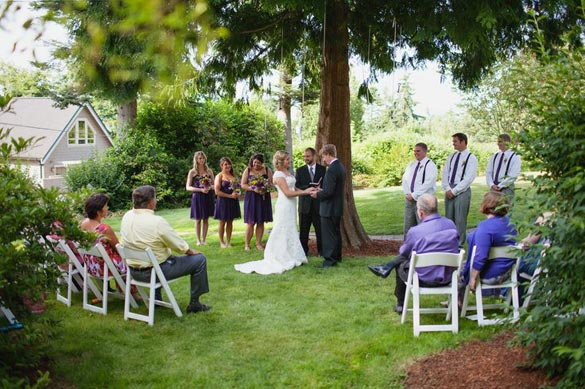 outdoor bridal picture ideas - small wedding photo 02Cherry Marry