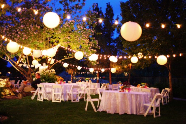 Creative and Inspiring Backyard Wedding Ideas