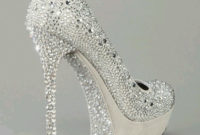 bling shoes for wedding