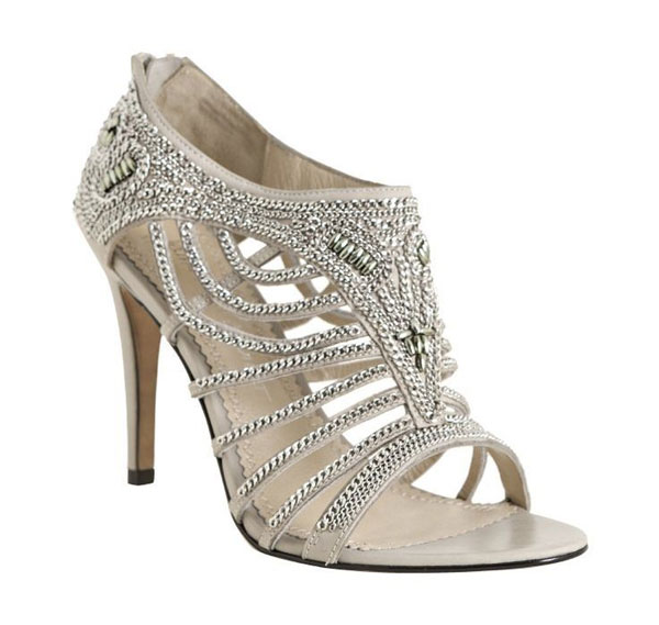 Low Heel Shoes With Bling Australia