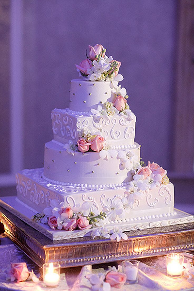 5 most beautiful wedding cakes cherry marry beautiful wedding cakes junglespirit Images
