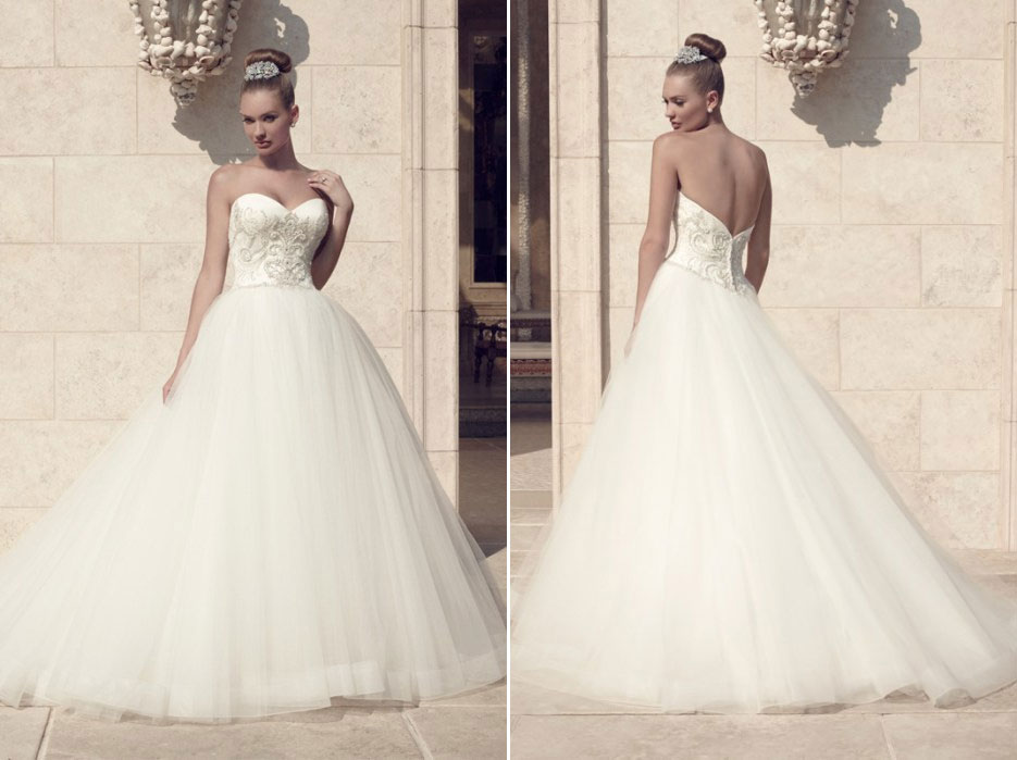 ball gown wedding dress casablanca sydney