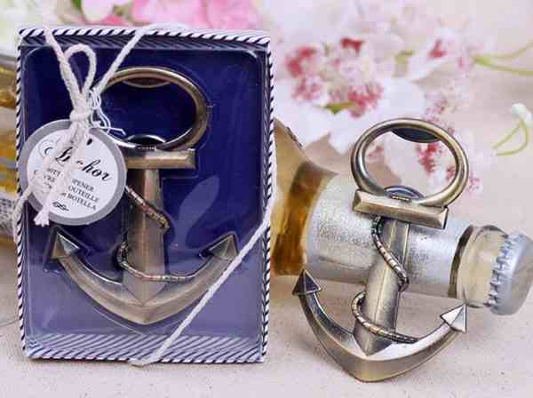 Nautical Themed Anchor Beer Bottle Opener