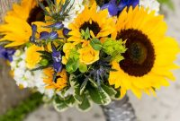 Sunflowers Summer Wedding Flower