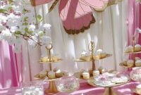 Big Pink Butterfly Wedding Decoration