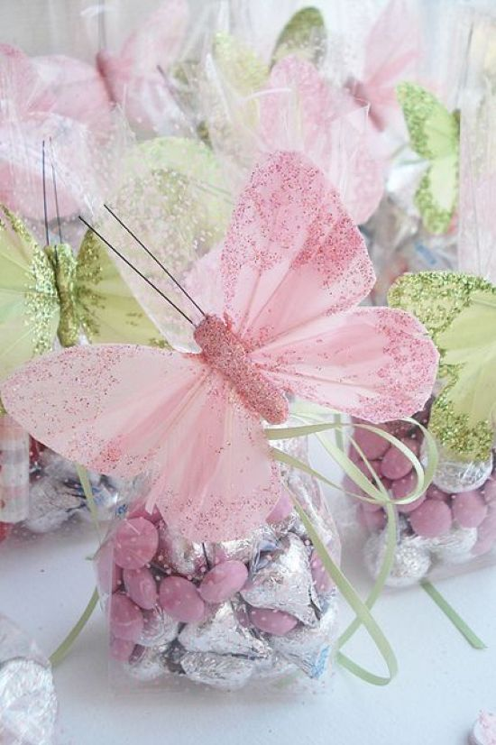 Butterfly Wedding Favors