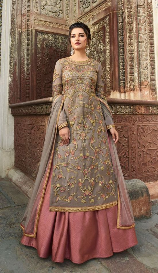 Indian Muslim Wedding Dress From Heena Style