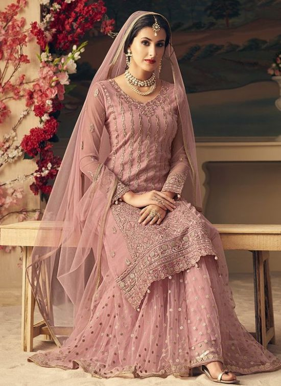 Indian Muslim Wedding Dress From Lashkaraa